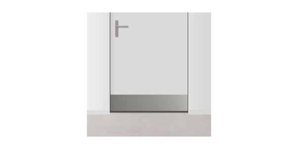 Protection bas de porte largeur 90 hauteur 20 cm