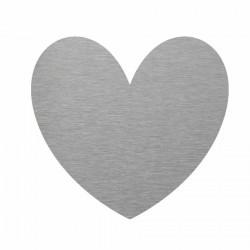 Coeur inox