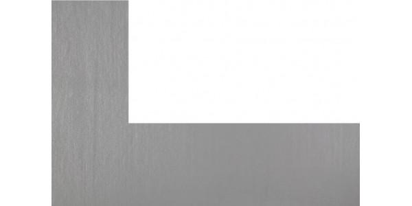 Plaque inox brut - 304L rectangle découpé