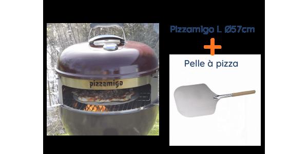 Kit Pizzamigo L
