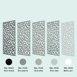 Brasero inox diamètre 100 cm