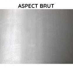 Brasero inox diamètre 80 cm