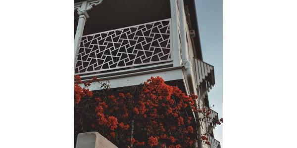Brasero acier diamètre 60 cm