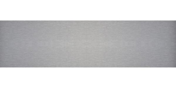 Crédence de cuisine inox largeur 75 cm x hauteur 20 cm