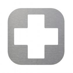 Plaque signalétique picto infirmerie