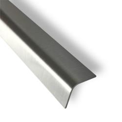 Cornière en métal inoxydable
