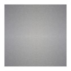 Fond de hotte inox 80 x 80 cm