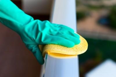 Nettoyage plaque inox