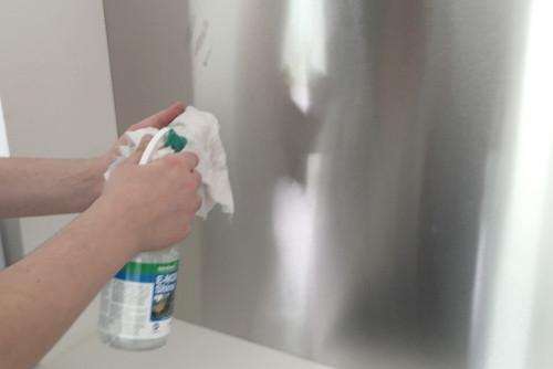 Nettoyage acier inoxydable