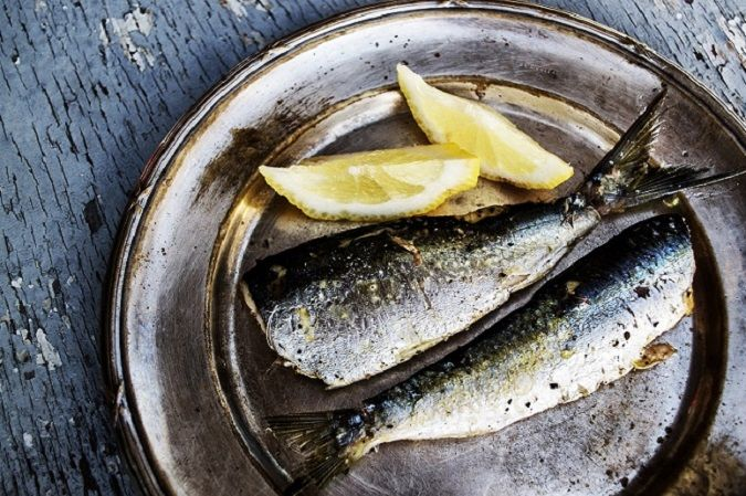 sardines grillées barbecue